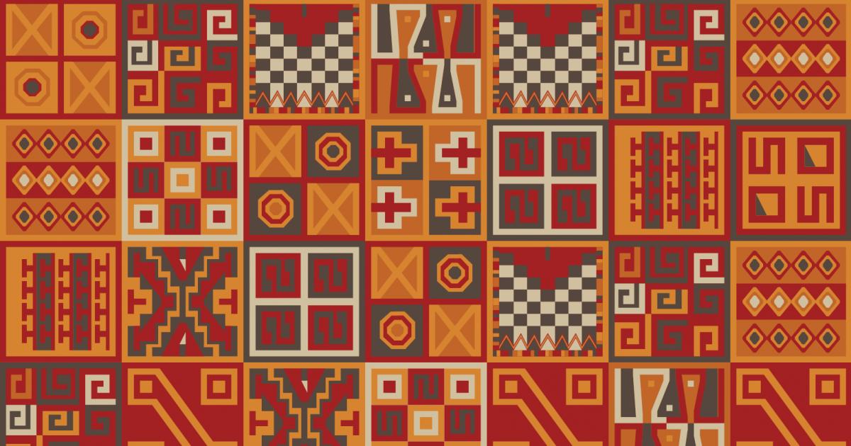 Inca Tokapu Design • Russwurm