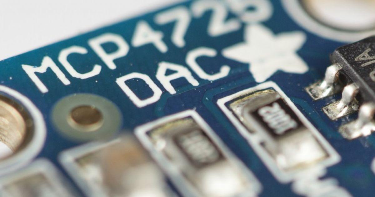 RasPi – Digital Analog Converter with I2C • Russwurm